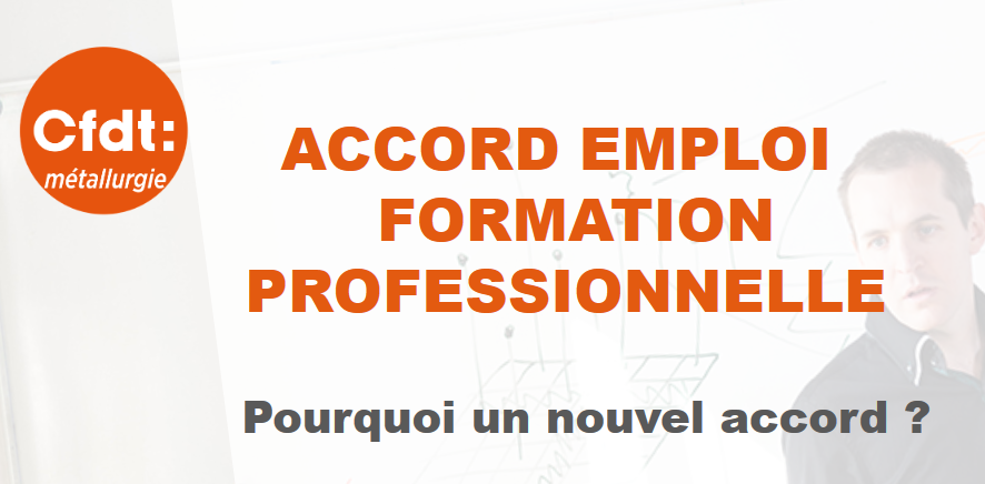 Accord Emploi Formation Pro'