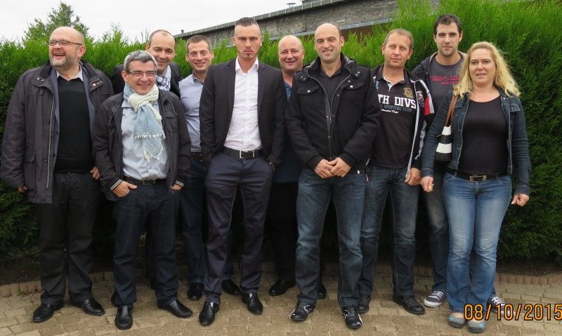 Laurent Berger chez Viessmann