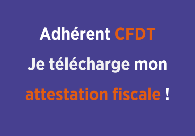 Attesation Fiscale